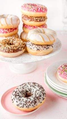 Donut Birthday Parties, Girls Birthday Party Themes, Little Girl Birthday, Diy Birthday Invitations, Invitation Design, Donuts, York, City, Frost Donuts
