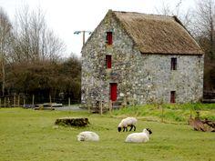 Bunratty Village, County Clare  Ireland
