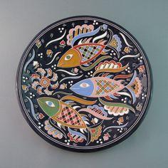 Керамика художника Рустема Скибина