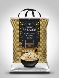 Download 86 حامد Ideas Rice Packaging Packaging Design Food Packaging Design
