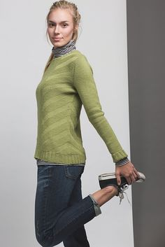 Ravelry: Galet Pullover pattern by Megh Testerman