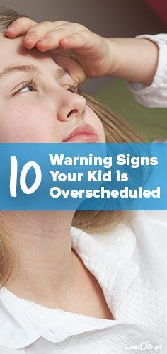 Is your kid involved in EVERYTHING? It might be doing more harm than good. Take this quiz to find out if your kid is overscheduled, and get tips for fixing the problem.