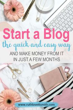 Learn how to start a blog and make money blogging. This blogging for beginners guide will give you the best blogging tips to start and grow a blog. #beginnerblogging #bloggingtips #affiliatemarketing