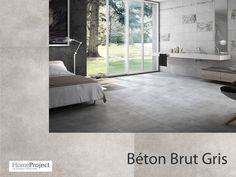Carrelage Béton Brut Gris 60x60 rectifié 2328€ !!!