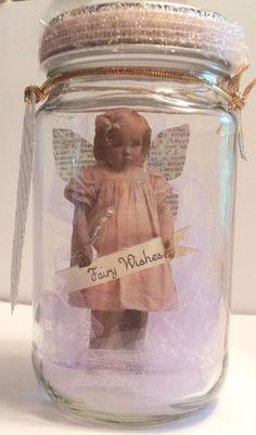 Fairy in a Jar: