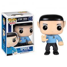 Star Trek Pop! Vinyl Figure Spock - Funko Pop! Vinyl - Category