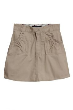 53a78e404 Girls Long Pleated Uniform Skorts | Old Navy | Modest Girls ...