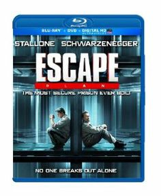 Amazon.com: Escape Plan (Blu-Ray + DVD + Digital HD): Arnold Schwarzenegger, Sylvester Stallone, Jim Caviezil, Mickael Hafstrom: Movies & TV...