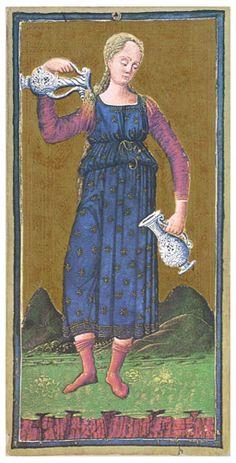 File:Visconti-Sforza tarot deck. Temperance.jpg