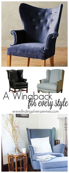 A Wingback for Every Style