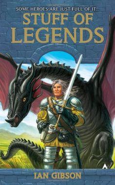 """Stuff of Legends"" av Ian Gibson - 'A debut novel'"