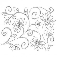 Embroidery Pattern from annebrightdesigns.com. jwt