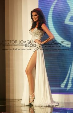 Evening Gown - Preliminary Competition #MUPR2013 #HJBLOG #Pageants