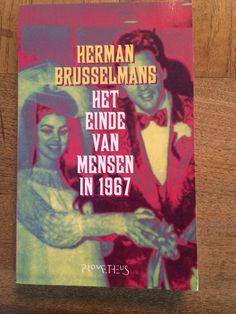 Herman Brusselmans - het einde van mensen in 1967