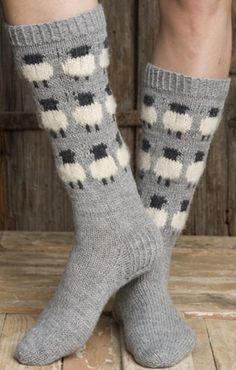 knit socks wool socks knitted socks Scandinavian pattern Norwegian socks Christmas socks gift to man. gift to woman men socks men socks. Crochet Socks, Knitting Socks, Hand Knitting, Knitting Patterns, Knit Crochet, Cashmere Socks, Wool Socks, Scandinavian Pattern, Knitting Projects