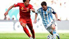 Messi y Alves, reclamos de Adidas para las semifinales del Mundial