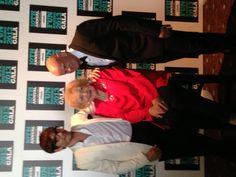Ken Paves, Betty White, and Winn Claybaugh @ the #FUNraisingGala