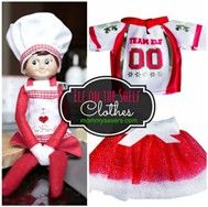 patterns for clothes for elf on the shelf - Bing images