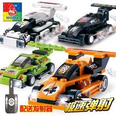 $4.40 (Buy here: https://alitems.com/g/1e8d114494ebda23ff8b16525dc3e8/?i=5&ulp=https%3A%2F%2Fwww.aliexpress.com%2Fitem%2FDIY-Educational-block-Toys-WOMA-C0301A-D-Plastic-Model-Racing-Cars-models-Building-Block-Sets%2F32649467812.html ) 2016 hot children Educational Toys WOMA C0301A-D DIY Plastic Model Racing Cars Building Block Sets for just $4.40
