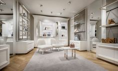 01-Delvaux-London-Store Wallpaper Retail Directory