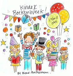 kinderboekenweek! 2015