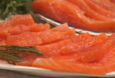 Малосольная красная рыба как в ресторане - Jemchyjinka.ru