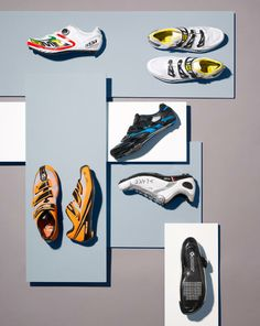MERCHANDISING MOVE ON 1 - table/shoes display // If The Shoe Fits   Victoria Ling