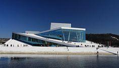 Das neue Opernhaus in Oslo, Norwegen - Foto: Bjørn Eirik Østbakken