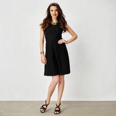The Label Life – Black Skater Dress – Buy Online