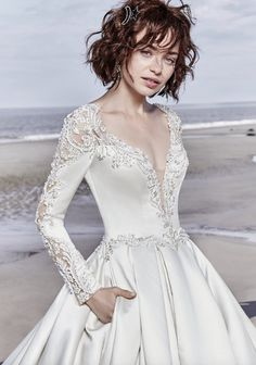 Courtesy of Sottero and Midgley Wedding Dresses