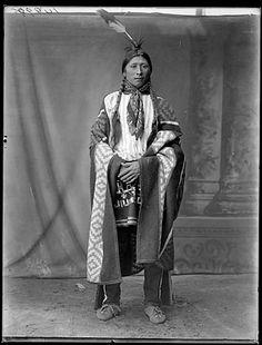 "Wichita man (""Wichita Anadarko"") Oklahoma 1904"