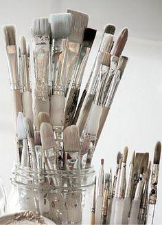 paintbrushes #art