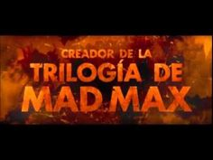 Mad Max Fury Road Official The new Trailer 2015 New Trailers, Trailer 2015, Trailer Peliculas, Mad Max Fury Road, The Creator, Neon Signs, Watch Movies, High Road, Budget
