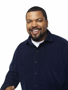 Ice Cube--I'm not into rap. I don't know his music. I just think he's a nice-looking man. That is all.
