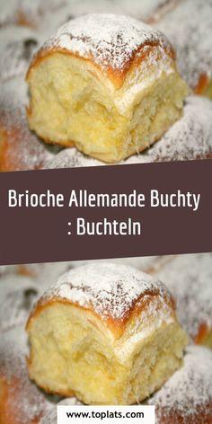 Banana Bread, Desserts, Food, Brioche, German Language, Thermomix, Tailgate Desserts, Deserts, Eten