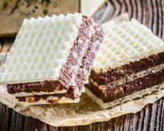 Gaufrettes fourrées au Nutella® allégées en calories