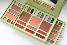 Pixi Days of the Week eye shadow.  I love using this when I am lazy and do not feel like trying to figure out what colors to wear.