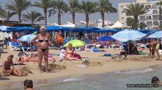 Кипр. Протарас. Пляжи - 1  Cyprus. Protaras. Beach - 1 Κύπρος. Πρωταράς....