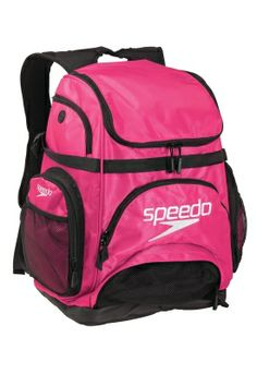 Large Pro Backpack (35L) - Bags - Speedo USA SwimwearSpeedo USA - ACCESSORIES: Shop By Category: Bags: Large Pro Backpack (35L)