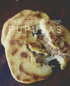 Pupusas - change the filling to a more traditional one of roasted pork, queso fresco, and beans