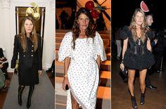 Anna Dello Russo's Fashionable Bumper Crop