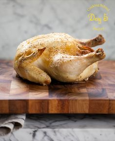 Cooking School Day 5: Chicken & Poultry — The Kitchn's Cooking School