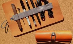 Ledr Leather Tool Roll | Cool Material