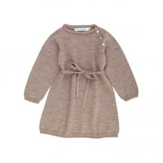 baby knitted fabric dress