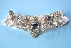 Sexy sophisticated garter belt