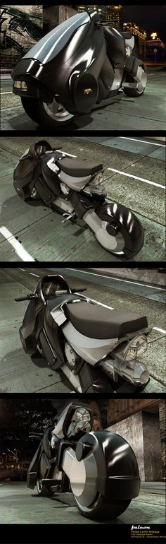 Falcon Bike by ZeroCartin on DeviantArt