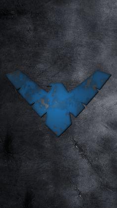 Nightwing Wallpaper by ItsIntelligentDesign on DeviantArt Nightwing Wallpaper, Batman Wallpaper, Ipad Mini Wallpaper, Robin Dc, Hq Dc, Western Comics, Arte Dc Comics, Batman Vs Superman, Batman Poster