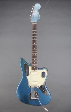 Guitar Amp, Cool Guitar, Fender Squire, Lake Placid Blue, Fender Jaguar, Fender Electric Guitar, Fender Usa, Vintage Guitars, Guitars