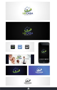 Create the next logo for UR CASA Realty by danytzili