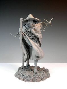 Name: Mark Newman.  Birth date: June 1962.  Studio name: Mark Newman Sculpture Inc.  Headquarters location: Oakland, CA. USA.  Experience: Professionally … 19 years.  Material preferences: Super sculpey / Super sculpey firm gray and Oil Base clay